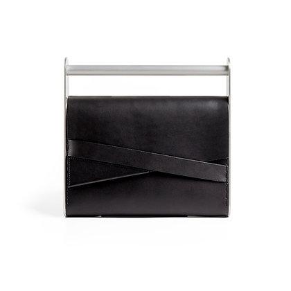 Shira Handle Bag Black