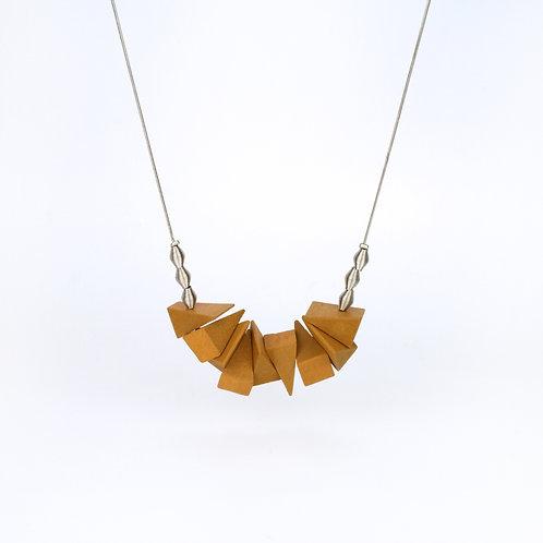 Dina Necklace Mustard