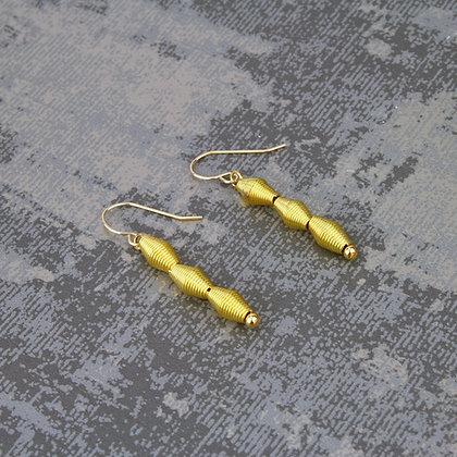 Eden Earrings Gold