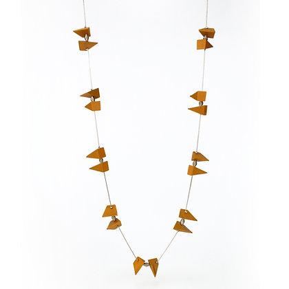 Cora Necklace Mustard