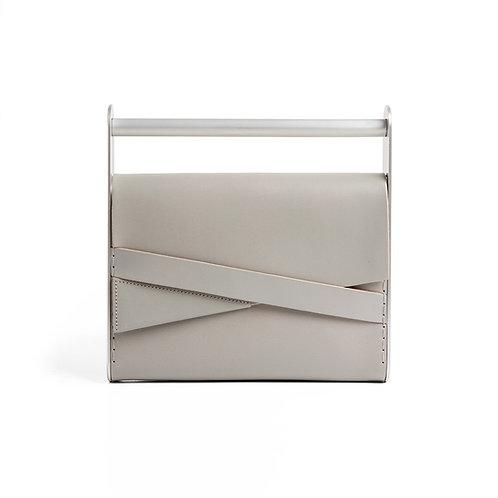 Shira Handle Bag Grey