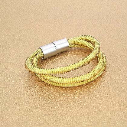 Jean Bracelet Golden Yellow