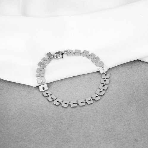 Mabel Bracelet Silver