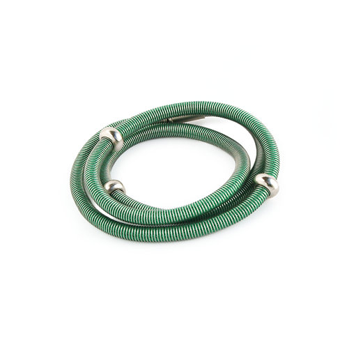 Polly Bracelet/ Necklace Green
