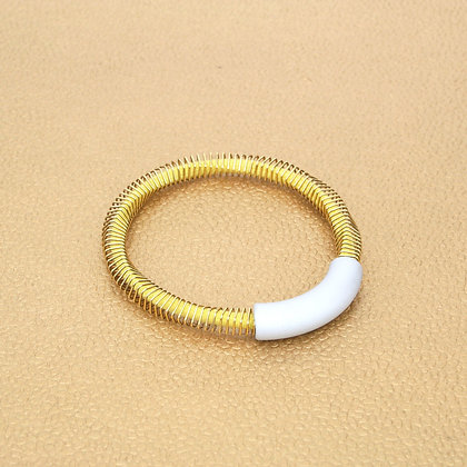 Jess Bracelet Golden Yellow