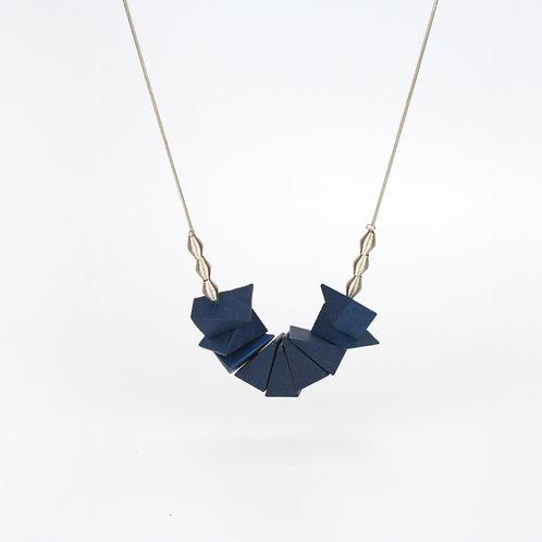 Dina Necklace Blue