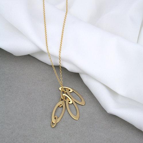 Ava Pendant Gold