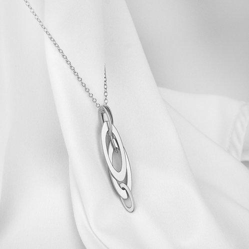 Ava Pendant Silver