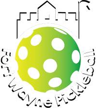 Fort Wayne Pickleball Logo