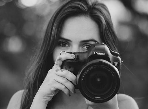 Meet Nicole, the Girl Behind the Lens