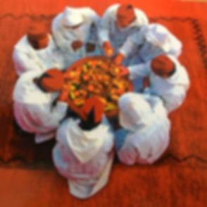 Tajine, Marokkaans gerecht