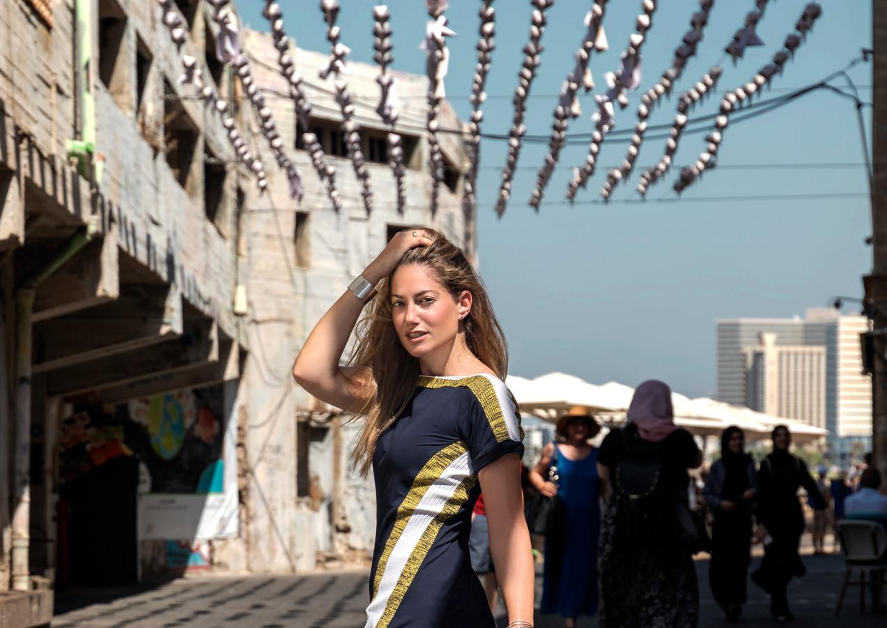 Federica Roncato | Tel Aviv (Israel)