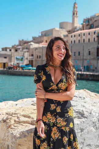 Manuela Vitulli | Tel Aviv (Israel)