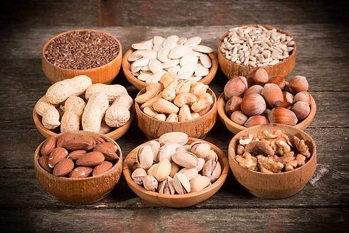 oleagineux acides gras nutrition