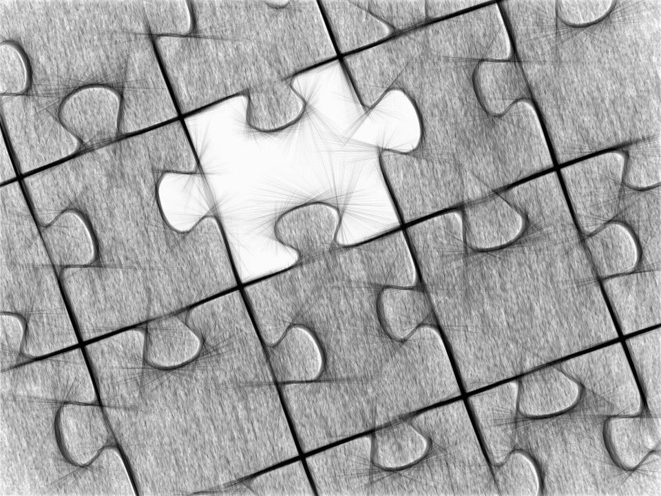 clé puzzle