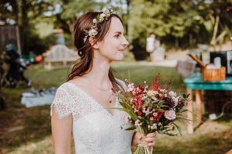 Hochzeitsstyling Yvonne