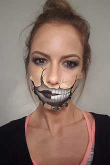 creative SFX makeup