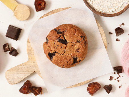 Maca Chocolate Chip Cookie