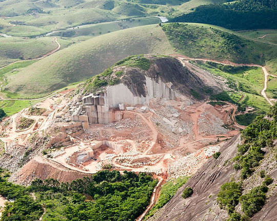 Giallo Ornamental Quarry