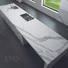 Epic Porcelain Statuario