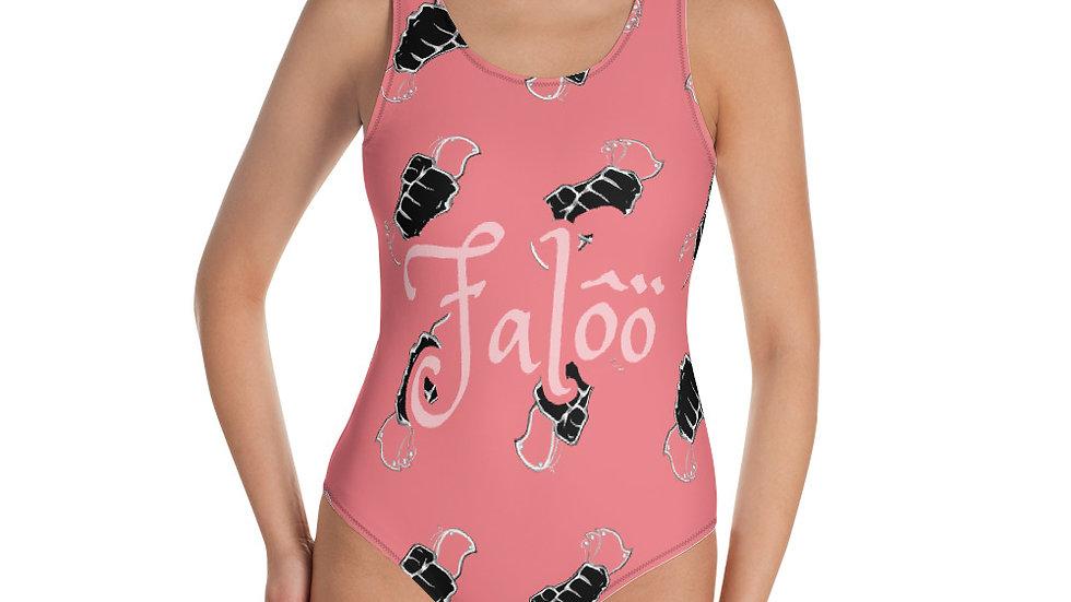 $CASH$ x Falôö One-Piece Swimsuit (Book Custom Color)