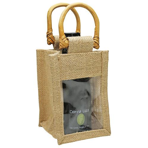 Donna Lucia Etichetta Nera 250ml with Jute Bag