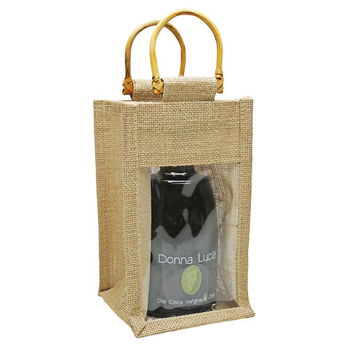 Donna Lucia Etichetta Nera 500ml with Jute Bag