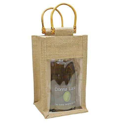 Donna Lucia Riserva 500ml with Jute Bag