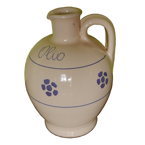 Ceramic Olive Oil Cruet