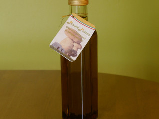 Back to school offer - free infused evoo