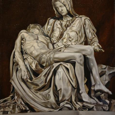 Pietà - studium