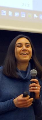 Flaviana Iurlano, 2017-2018 laureate