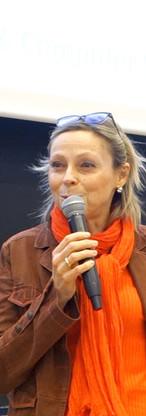 Sylvie Benzoni, Dorector of Institut Henri Poincaré