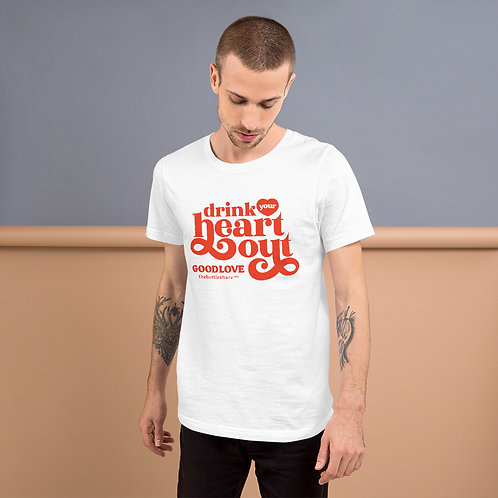 """Bottleshare Vol. 2 """"Good Love"""" Short-Sleeve Unisex T-Shirt"""