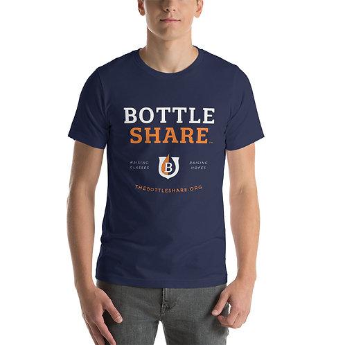 Bottleshare Short-Sleeve Unisex T-Shirt