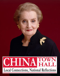 Thought Leadership: China Town Hall live webcast and discussion
