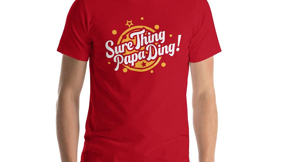 Sure Thing Papa Ding! [Men]