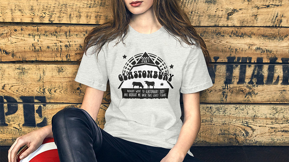 Glastonbury 2021 Festival - Lousy T-Shirt