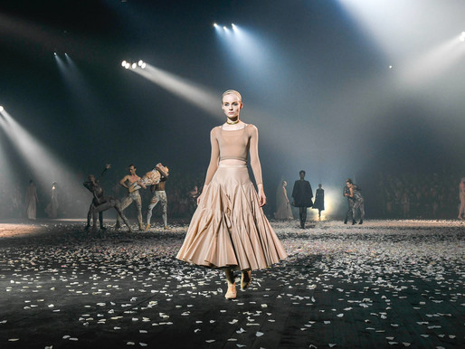 It's Spring, as Dior Continues to Fall...