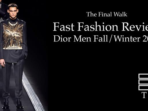 Dior Men F/W 2019