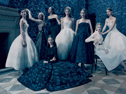 Does Couture really have a place in modern fashion?