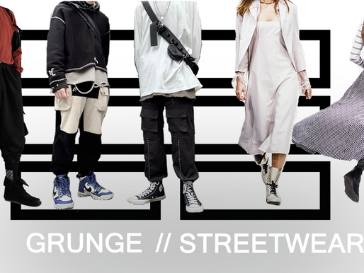 A Tale of Two Trends: Grunge and Streetwear