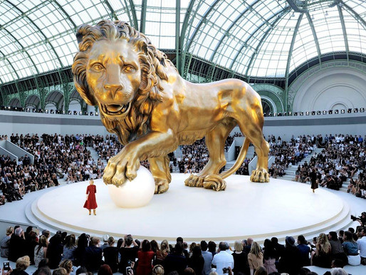 13 Larger Than Life Chanel Runway Sets Ranked