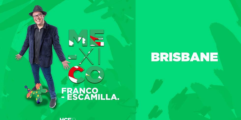 Franco Escamilla - Brisbane