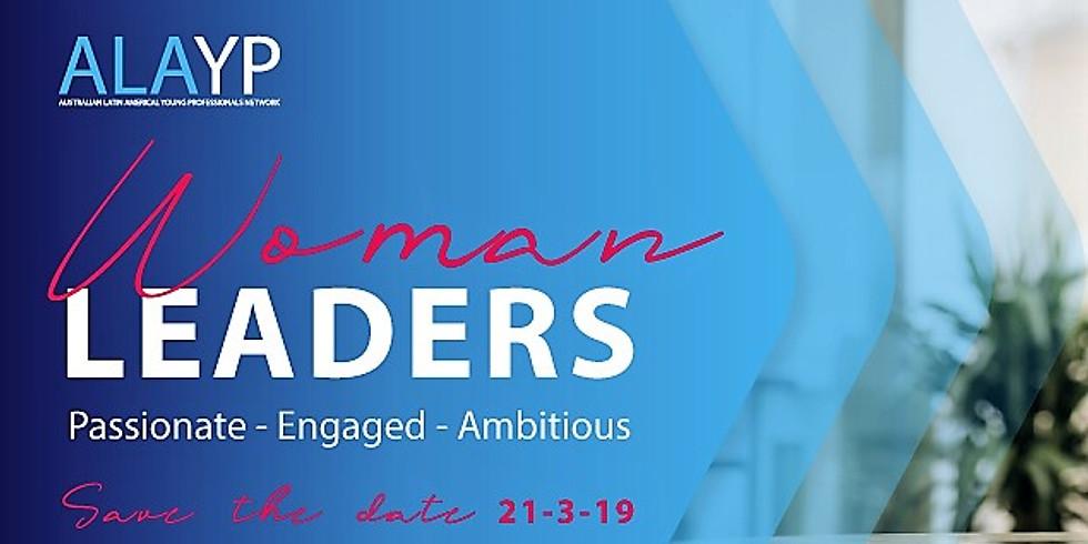 ALAYP Emprende Session 1 - Transformational Women Leaders