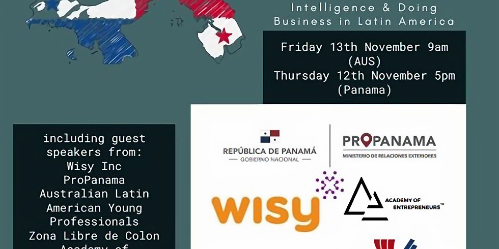 Webinar - PANAMA: The Great Connection
