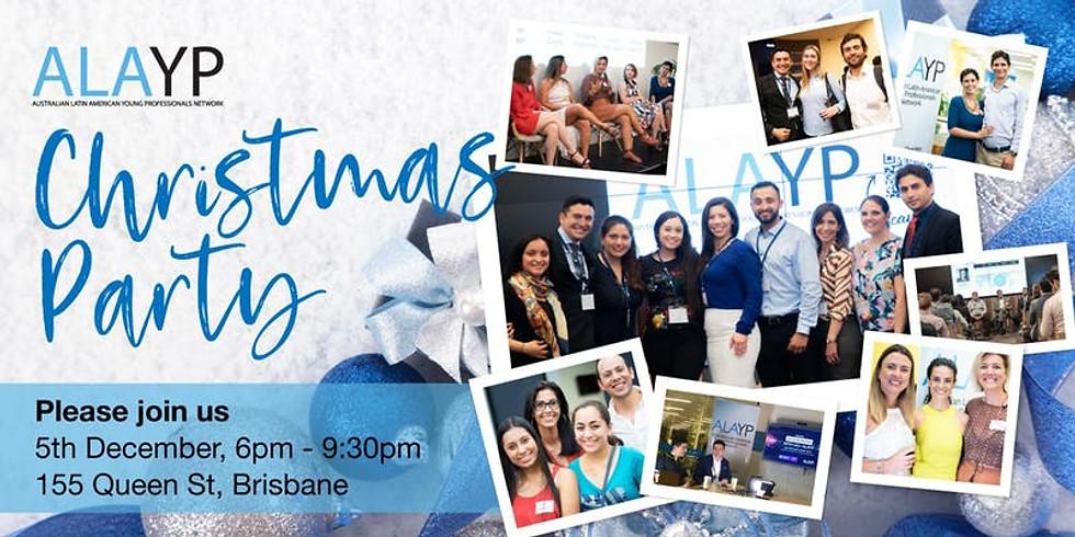 ALAYP Christmas Party 2019