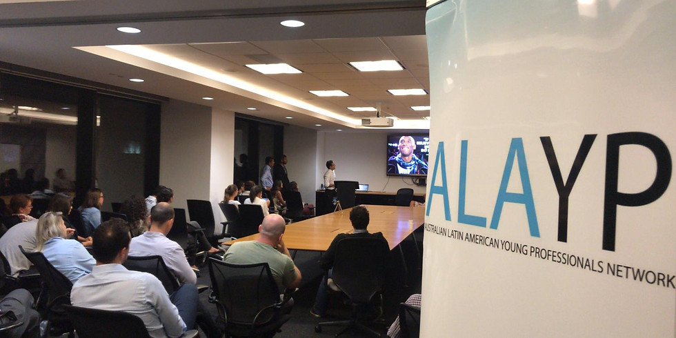 ALAYP Marketing Workshop