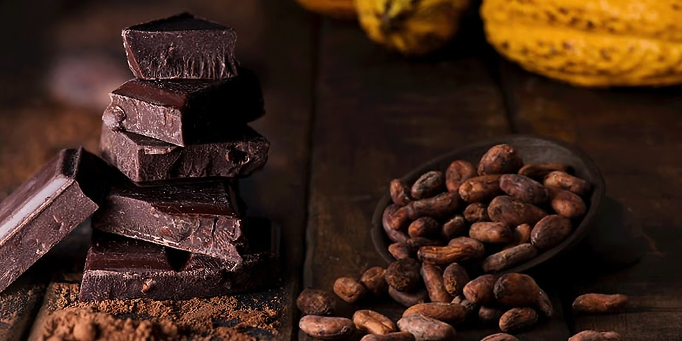 Chocolate tasting: An evening to warm up your soul with cacao