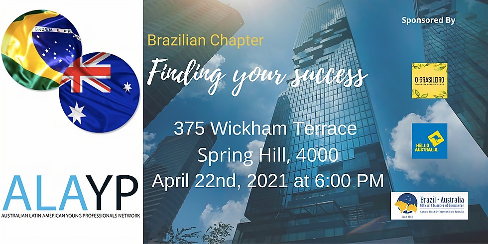 ALAYP Brazilian Chapter 2021 - Finding your Success
